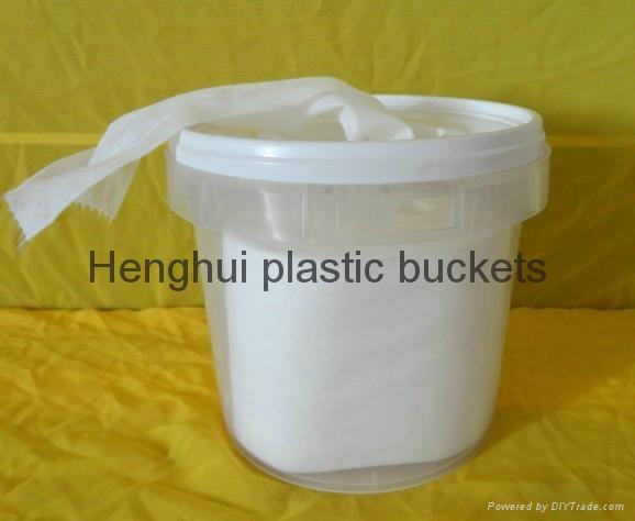 塑料濕紙巾桶 3