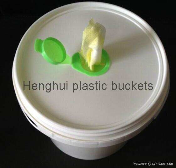 塑料濕紙巾桶 1