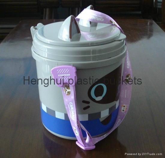 爆米花塑料桶 3