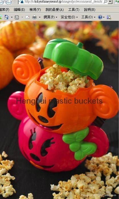 爆米花塑料桶 2