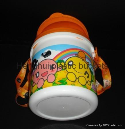 爆米花塑料桶 8