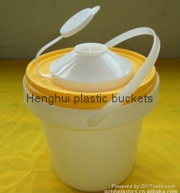 塑料濕紙巾桶 4