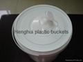 塑料濕紙巾桶 5