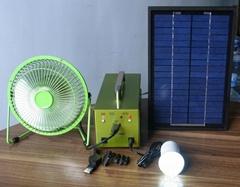 Small solar power system / Solar mobile power supply box