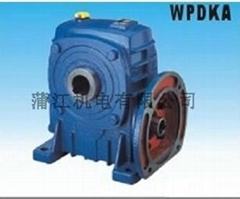 杭州杰牌WP系列蜗杆减速机