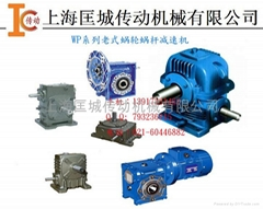 WP老式渦輪蝸杆減速機