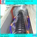 PE-C Fiber Spiral Pipe Extrusion Line