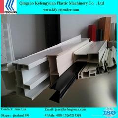 PVC门窗型材生产线