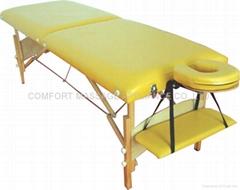 MT-006S wooden massage table