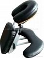 aluminium desktop massage headrest