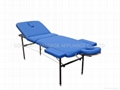 MT-002B metal massage table