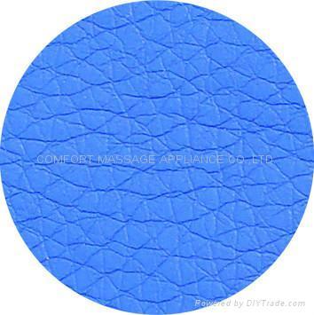 blue PU,PVC
