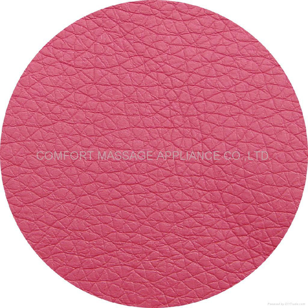 red PU or PVC 1