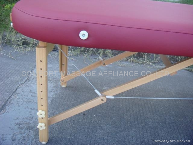 OV-002 oval massage table 5