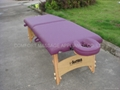 MT-006W wooden massage table 4