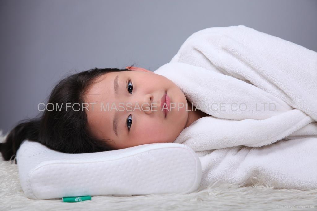 碟型记忆太空棉枕 2