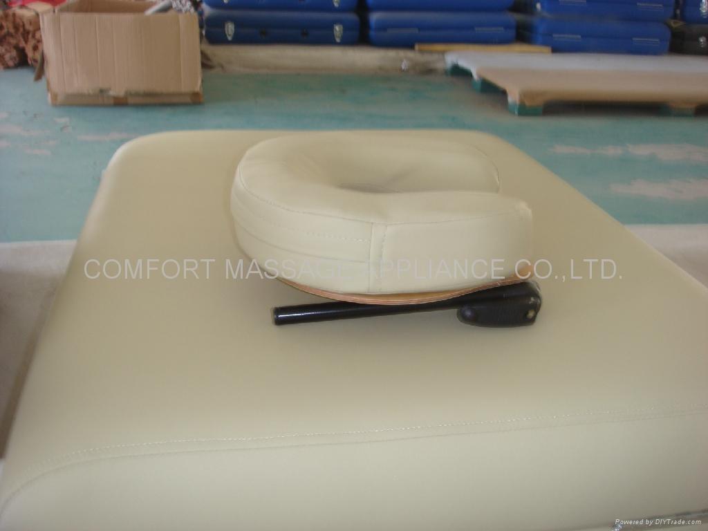 按摩床調節枕頭 2