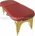 OV-001 oval massage table