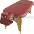 OV-002 oval massage table