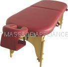 OV-002 oval massage table