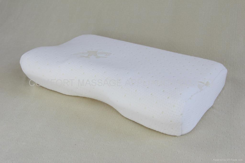 butterfly memory foam pillow 3