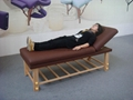 SM-002 wooden stationary massage table  5