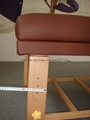 SM-002 wooden stationary massage table