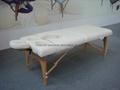 PW-002 孕婦木製折疊按摩床 2