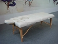PW-002 portable pregnant massage table