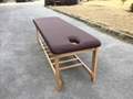 SM-006 disassembled stationary massage table