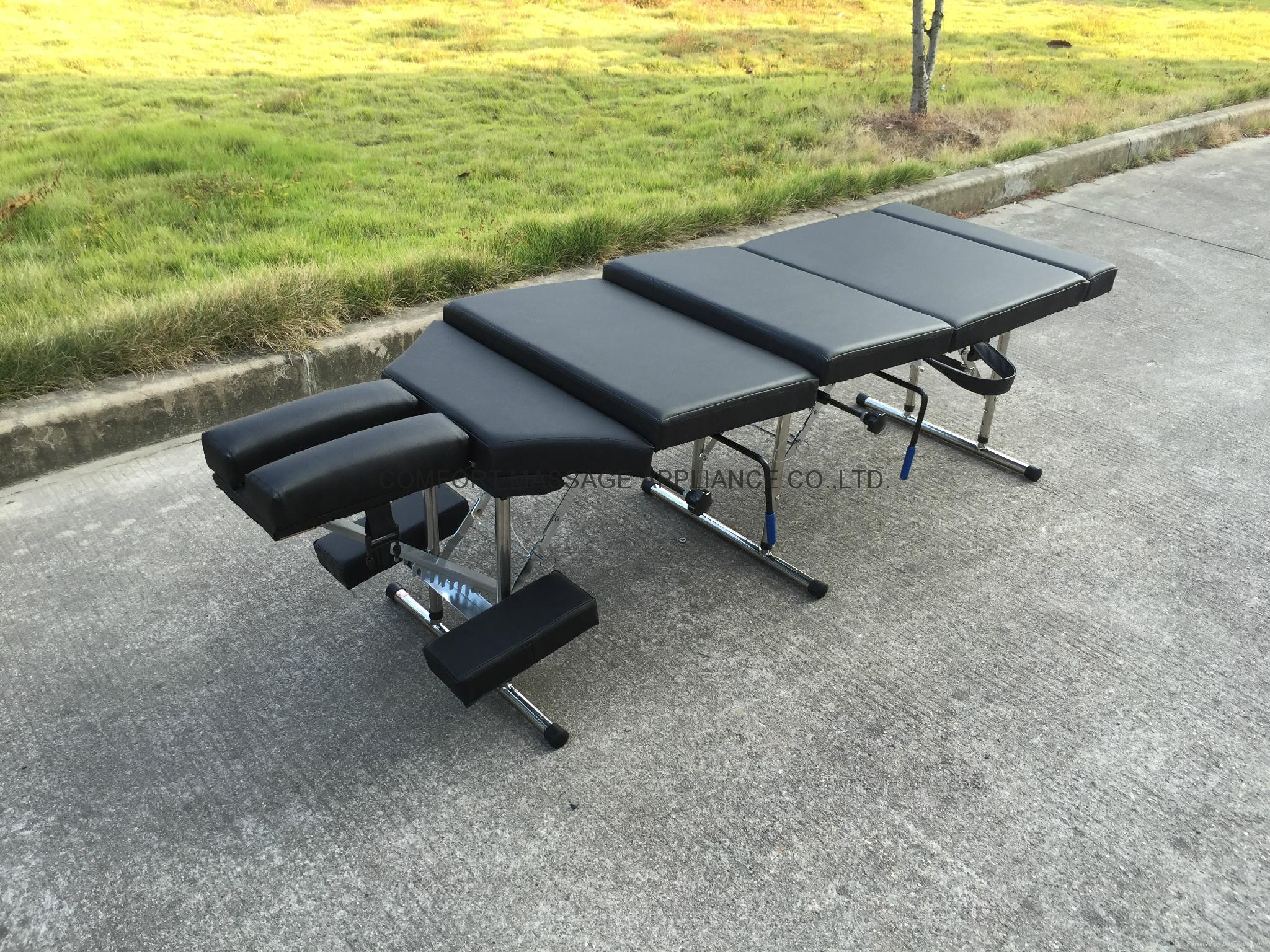 Stronger Chiropractic Table With Pressure Drop Mtl 012