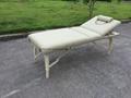 白色櫸木MT-009-2W 木製按摩床暢銷日本 3