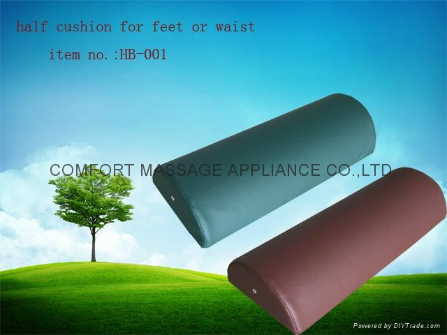 larger half cushion for waist and knees 1