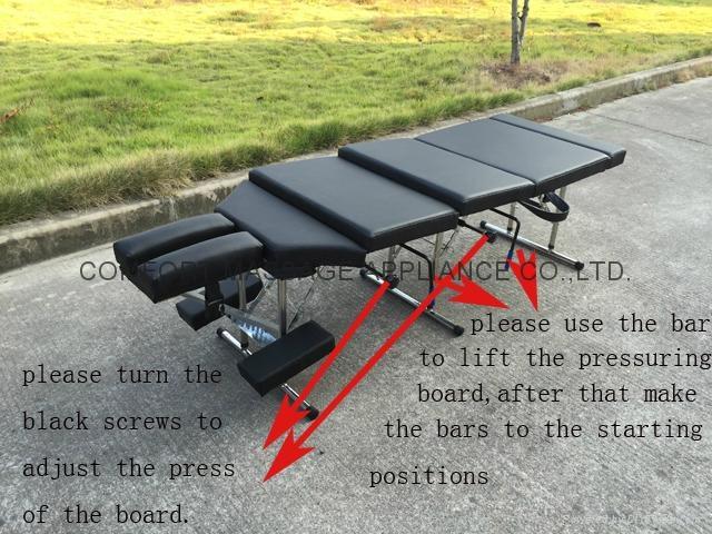 加強版整脊頓壓床MTL-012 2
