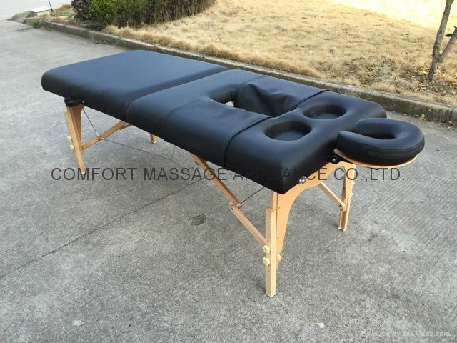 暢銷美國款PW-002孕婦按摩床、美容床 3