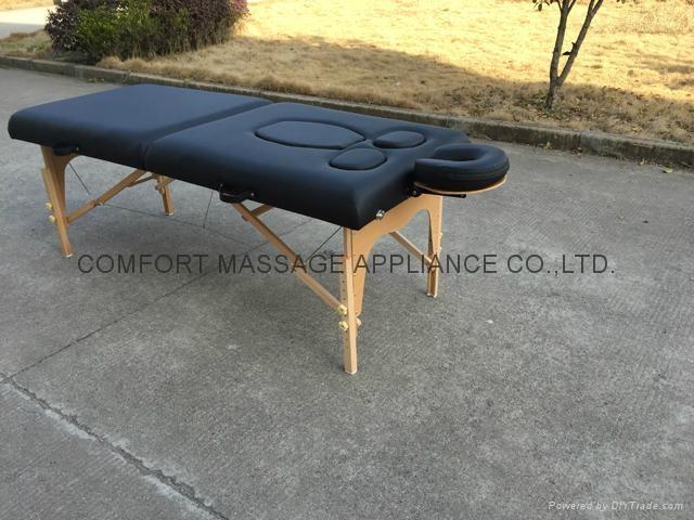 暢銷美國款PW-002孕婦按摩床、美容床 4