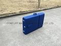 轻型铝合金按摩床带靠背调节AMT-003