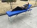 light weight aluminium massage table AMT-003