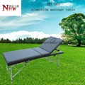 light weight aluminium massage table AMT-003