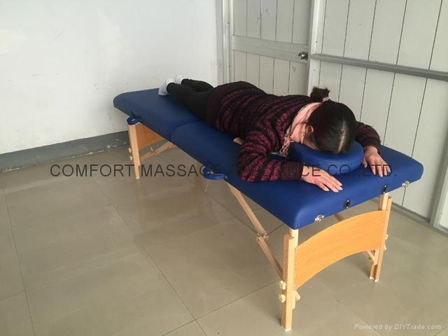 U型按摩枕頭、呼吸墊 4