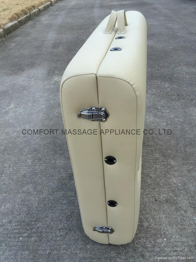 MT-007W 白櫸折疊按摩床、美容床、美體床 6