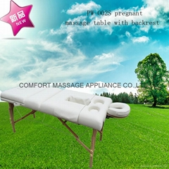 PW-002S multi-functional pregnant massage table、beauty bed