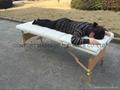 歐美熱銷靠背調節按摩美容床MT-009 5