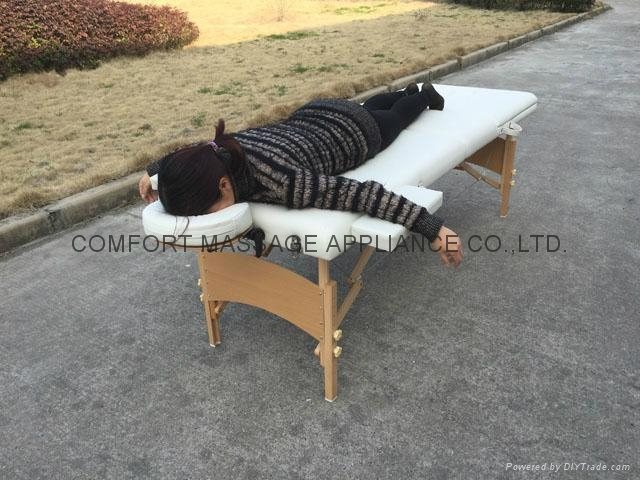 加長加寬靠背調節按摩美容美體床MT-009A 4