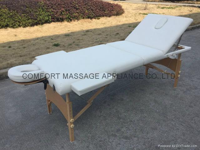 加長加寬靠背調節按摩美容美體床MT-009A 3