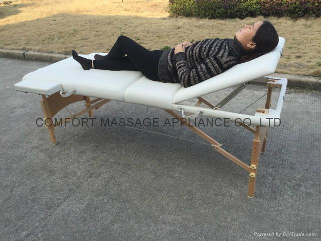 加長加寬靠背調節按摩美容美體床MT-009A 6