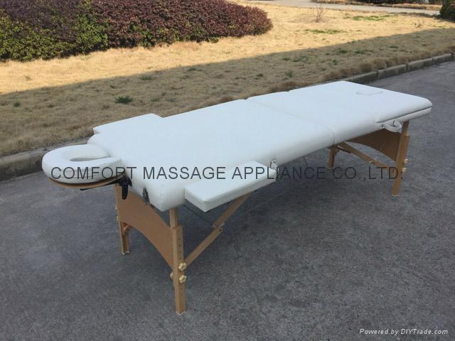加長加寬靠背調節按摩美容美體床MT-009A 2