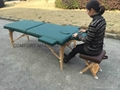 MT-007R portable massage table 6