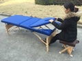 MT-009B wooden massage table