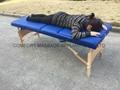 MT-009B木製三折按摩床 7